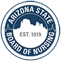 Arizona State Board of Nursing Logo