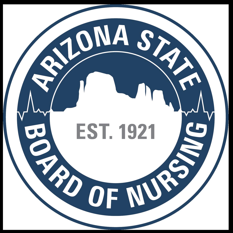 Arizona State Board of Nursing Logo